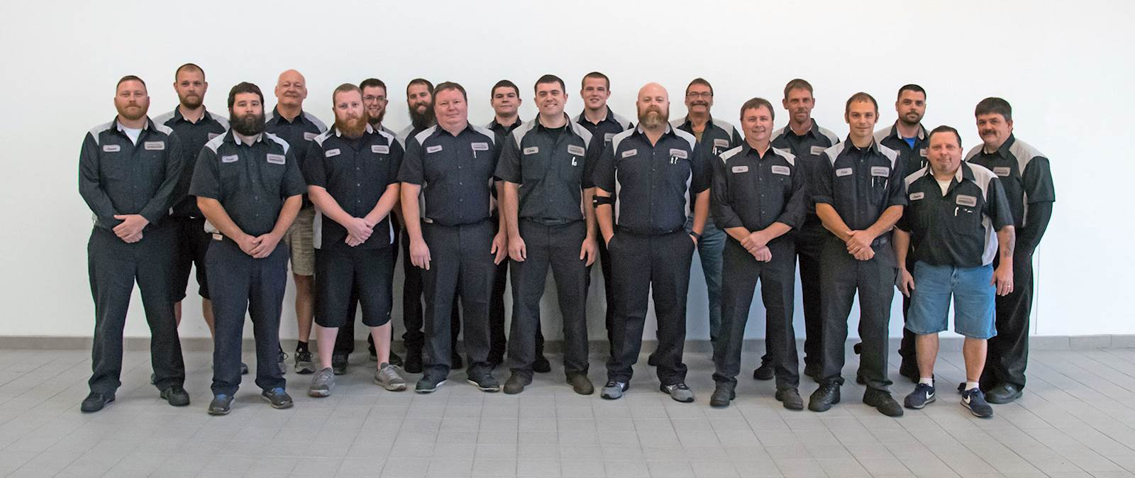 Isringhausen Service Advisors and Certified Technicians - photo